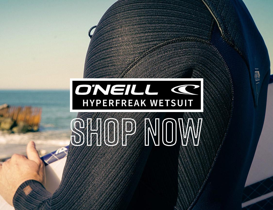 O'Neill Hyperfreak Steamer