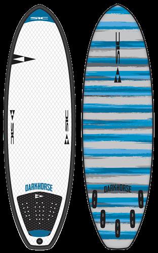 SIC Darkhorse Softboard