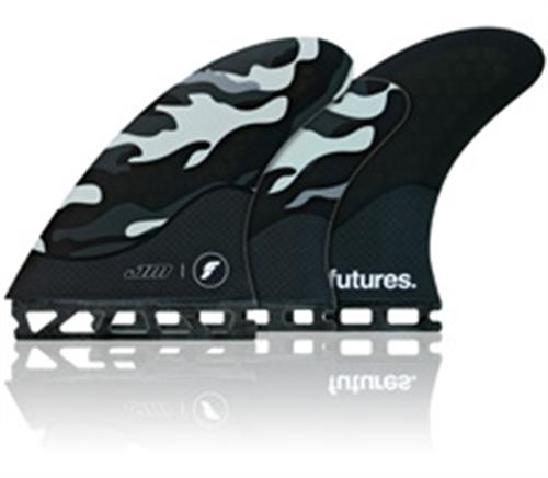 Futures Jm2 5 Fin Set HC-Carbon