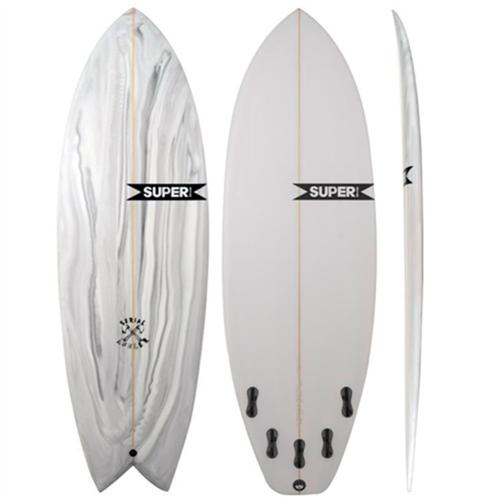 Super Brand Serial Keeler Shortboard