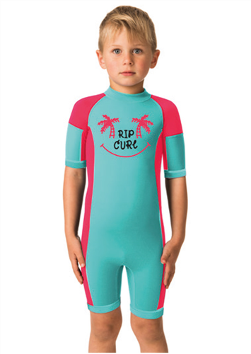 Rip Curl Youth Dawn Patrol Short Sleeve Spring Suit ef9c24b88