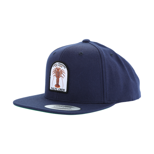 0eb606a6334df Salty Crew Buggin Out 6 Panel Cap