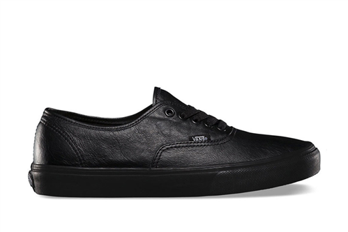 vans authentic black gum sole nz