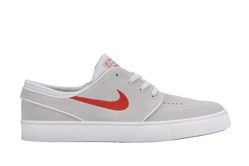 timeless design 938e8 62a32 Nike Sb Zoom Stefan Janoski Shoe, Pure Platinum University, Grey (060)    Underground Surf