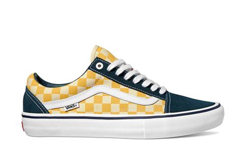 45fccea4eaf Vans Old Skool Pro Skate Shoe