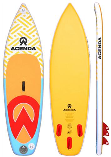 "Agenda Prodigy - SS 8'6"" Kids Inflatable iSup"