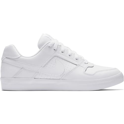 info for aad9a dee3e Nike Sb Delta Force Vulc Skateboarding Shoe, White  Undergro