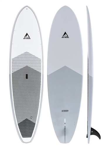 Adventure Paddle Allrounder CX SUP, Grey