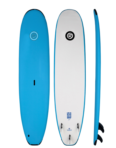 Gnaraloo Schoolie High Vol Soft Surfboard