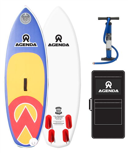 Agenda The Grom 6'0 Kids Inflatable iSup