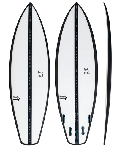 Hayden Shapes Holy Grail Fifty Fifty Surfboard - PREBOOK FOR JUNE