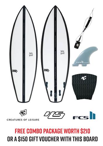 Hayden Shapes Holy Grail Future Flex Surfboard