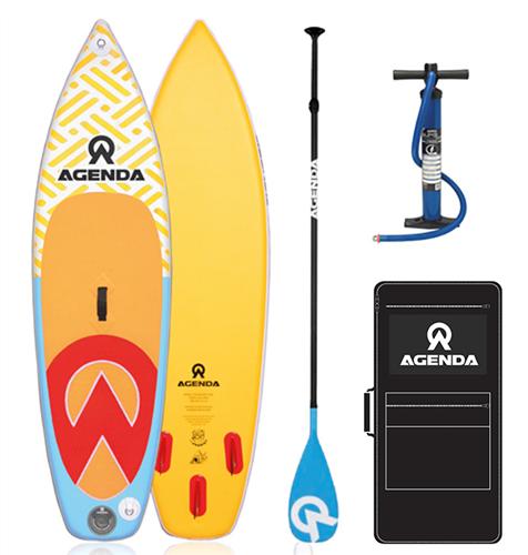 Agenda The Prodigy Isup Combo Sup 8'4 combo with Paddle DO NOT USE