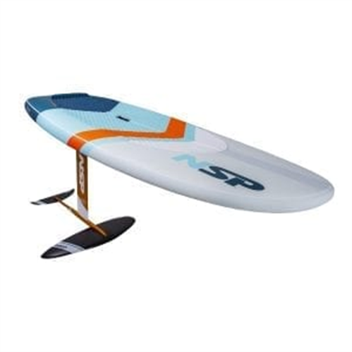 NSP DC Surf Foil and Hydrofoil Airwave Mast Combo
