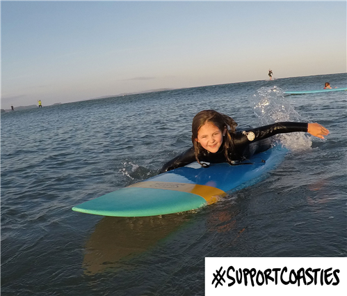 US Underground Surf - 1x Surf Lesson (for upto 2 people)