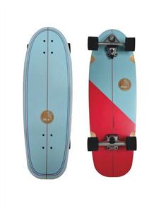 """SLIDE Gussie Amuitz 31"""" Surf Skateboard"""
