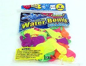 PlugNZ Water Balloons - 150 pack