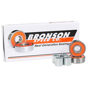 Bronson Speed G2 Bearing Set Of 8