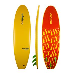 El Nino Cruiser Softboard, Mango