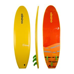 El Nino Diva Softboard, Mango
