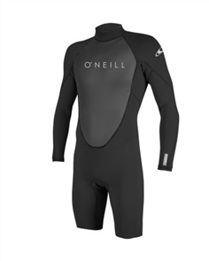 Oneill REACTOR II 2MM Long Sleeve SPRING Suit, A00 Black