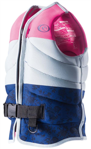 Rip Curl Junior Omega Buoyancy Vest, 0020 Pink