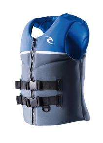 Rip Curl Omega Buoyancy Vest, 0070 Blue