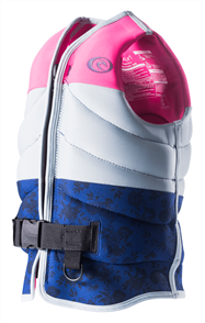 Rip Curl Girls D/Patrol Buoyancy Vest, 0020 Pink