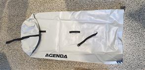 Agenda iSled Transport 150cm x 45cm Dry Bag, Grey