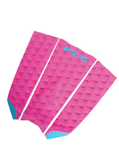 FCS Fitzgibbon Tail Pad Purple/Bright Pink
