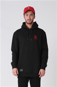 RPM Patch Hood, Black