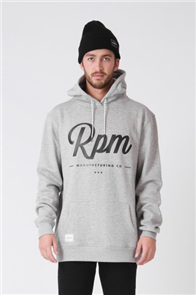 RPM Michigan Hood, Grey Marl