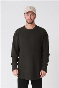 RPM Oversize Knit, Army