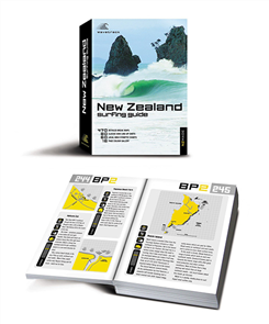 Wavetrack Nz Surf Guide Book