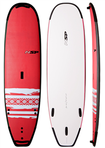 NSP 05 Soft Eva Wide Surf Board