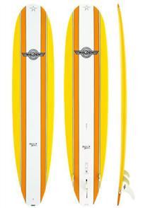 Walden Magic Model X2 Longboard, Yellow