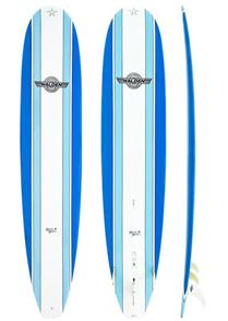Walden Magic Model X2 Longboard, Dark Blue