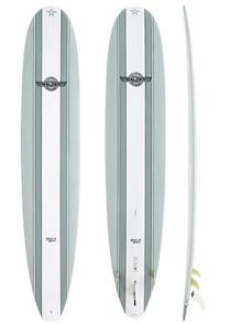 Walden Magic Model X2 Longboard, Grey
