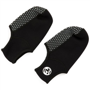 Creatures Of Leisure Neo Fin Sox - Lo Cut, Black