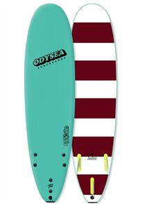 Odysea Log - Thruster Softboard, Turquoise 18