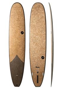 NSP Coco Endless Surf Longboard, Flax
