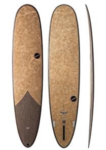 NSP Coco Hooligan Surf Longboard, Flax