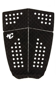 Creatures Of Leisure Longboard Tail Pad, Black