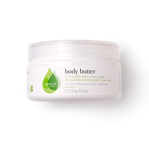 Clean Beauty Skin Deep Honey Body Butter 200g
