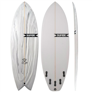 Super Brand Serial Keeler Shortboard