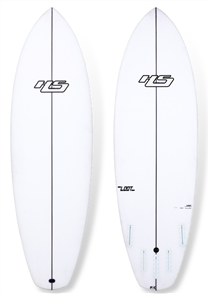 Hayden Shapes Loot PE/Comp Stringer Surfboard, Futures