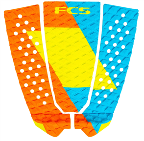 FCS Toledo Tropic Punch Grip Pad