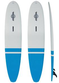 Walden Mega Magic Softop Longboard, Blue