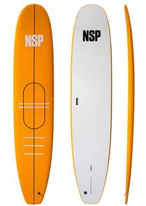 NSP Teacher's Pet 10' Softboard, Orange