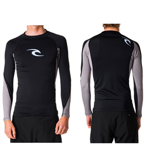 Rip Curl Wave Long Sleeve Uv Tee, 0090